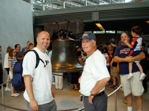 Liberty Bell with Pops
