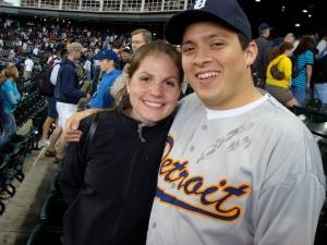 Megan and Nathan