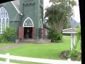 Historic Hawaiian Church