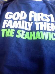 The shirt I wore in DIA